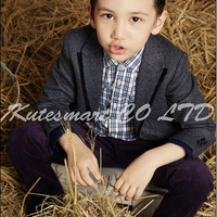 Weddings Suits For Children Boy Formal