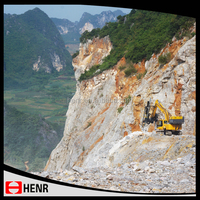 30m/h Drilling Speed! China Hydraulic rock drill rig for quarry, mine, construction drilling