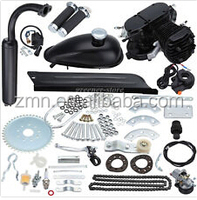 fast motorized bicycle kit/ 66cc motor para bicicleta kit/ motor para motocicleta