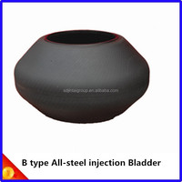 Jintai bladders B Type Radial Tire curing bladder for tyre 195/65R15 205/55R16