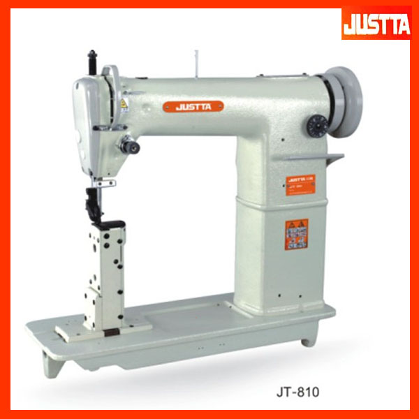 Double Needle Industrial Leather Sewing Machine JT-820