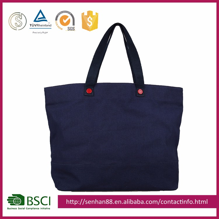 ECO-Friendly Canvas Shopping Hand Bag Girls