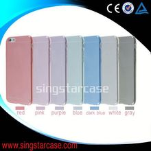 High quality cell phone cases ultra thin tpu back cover case for sony xperia c s39h c2305
