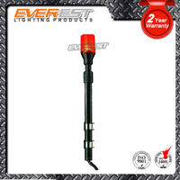 LED motorcycle rear light rear strobe pole light for motorcycle
