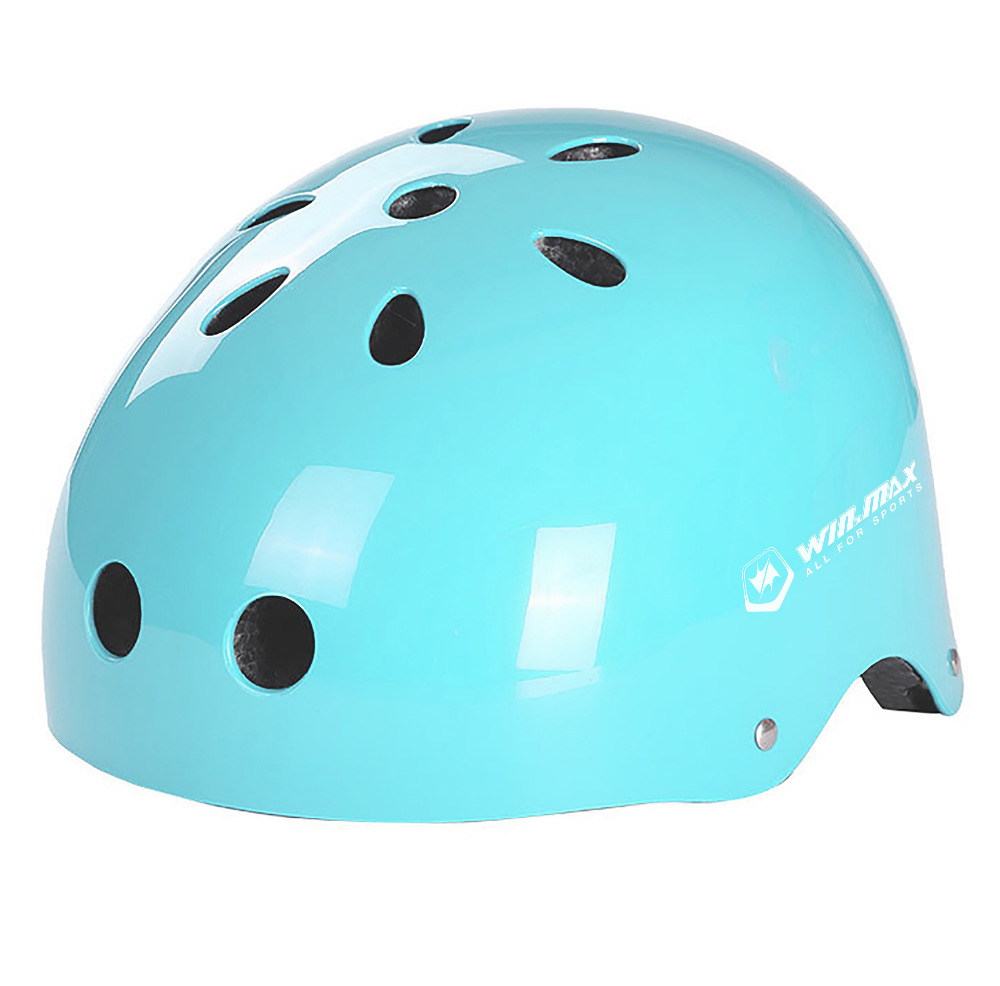Colorful kids skateboard helmet custom children ABS skate helmets for bicycling racing