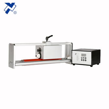 NY-805 Friction Hot Ink Roll Marking Machine for Flow Food Packing Machine