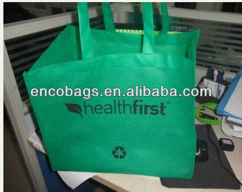 shopping bag tote branded cheap non-woven bag
