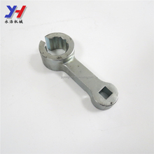 Customized OEM cheap cost Portable Zinc alloy casting ratchet wrench