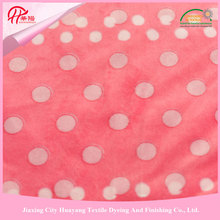 100% Polyester 28S/32S digital print silk fabric