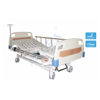 AG-BM201 height adjustable 2 function nursing used electric hospital bed for sale