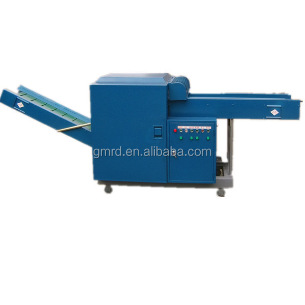 HOT SALE! perfect automatic good performance waste flax waste cloth chemical fiber cutting machine