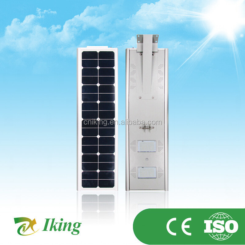 Good quality manufacturing with solar power led street light from China