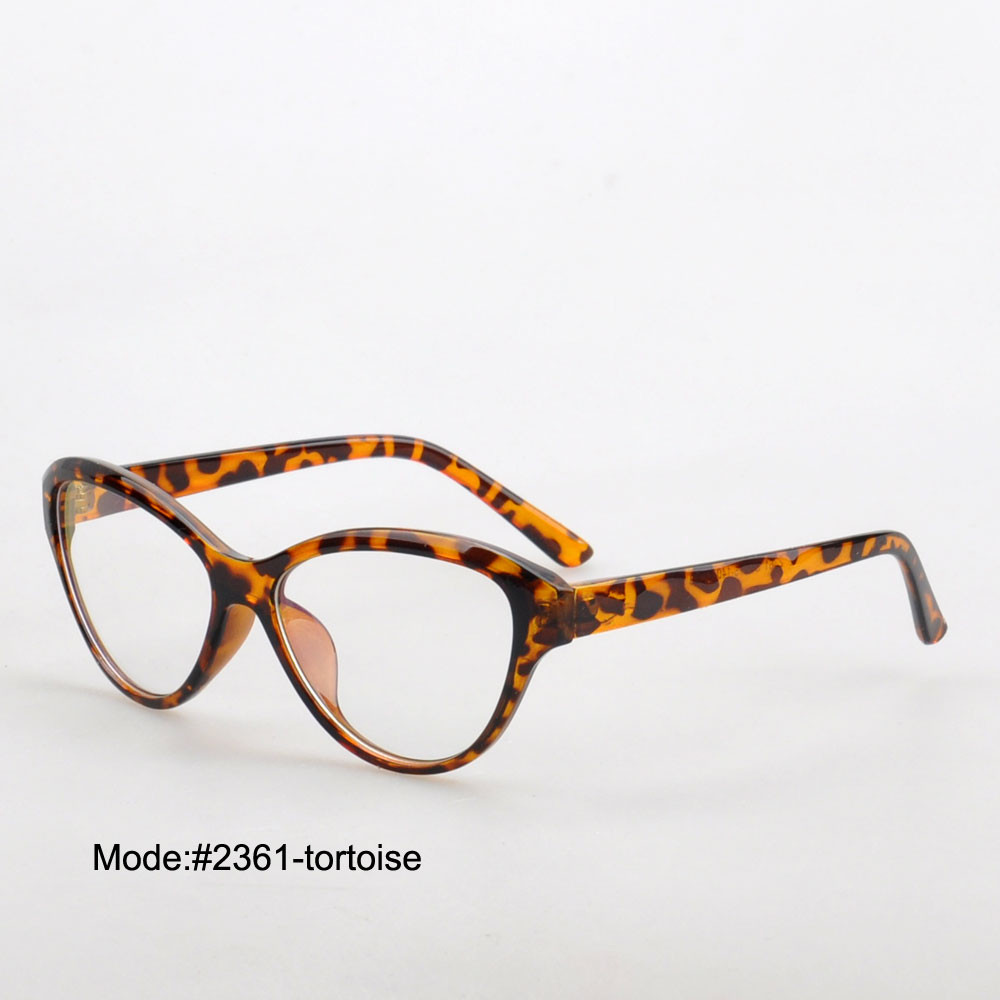 Bright vision 2361 cat eye plastic optical eyewear, View ...