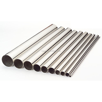 Stainless Steel Pipes Seam Welded Pipes