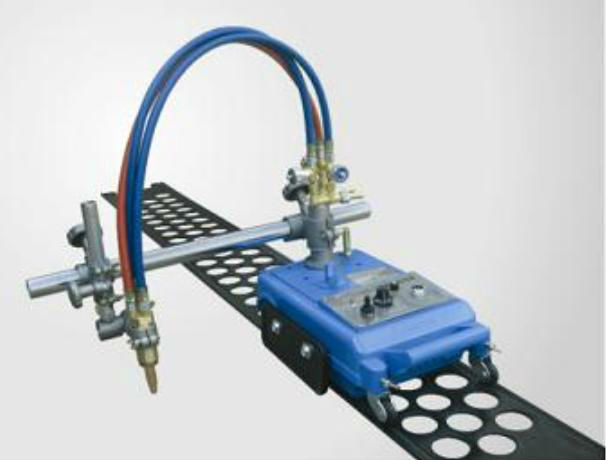 straight line flame cutting machine