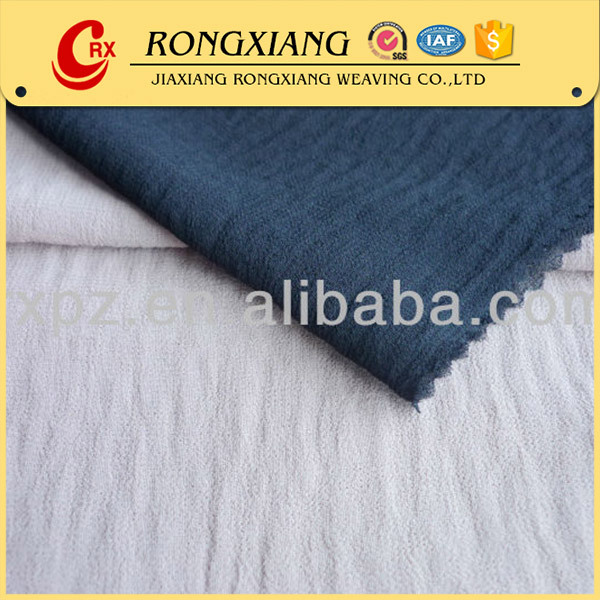 Professional manufacture Casual Woven crepe chiffon