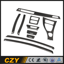 Custom Auto Car Carbon Interior Dashboard Trims LHD for BMW E92 2D 2006UP(Long version)