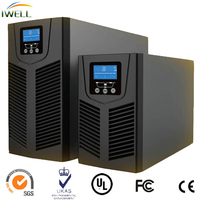 1KVA/2KVA/3KVA/6KVA/10KVA single phase for home solar system high frequency online ups