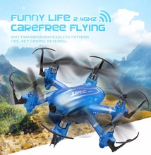 Remote control hexacopter JJRC H20W WIFI Real-time Transmission 2.4GHz 4CH 6-axis Gyro 2.0MP Camera Hexacopter