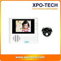 Door Peephole Camera Wireless with 2.8'' Color TFT Display