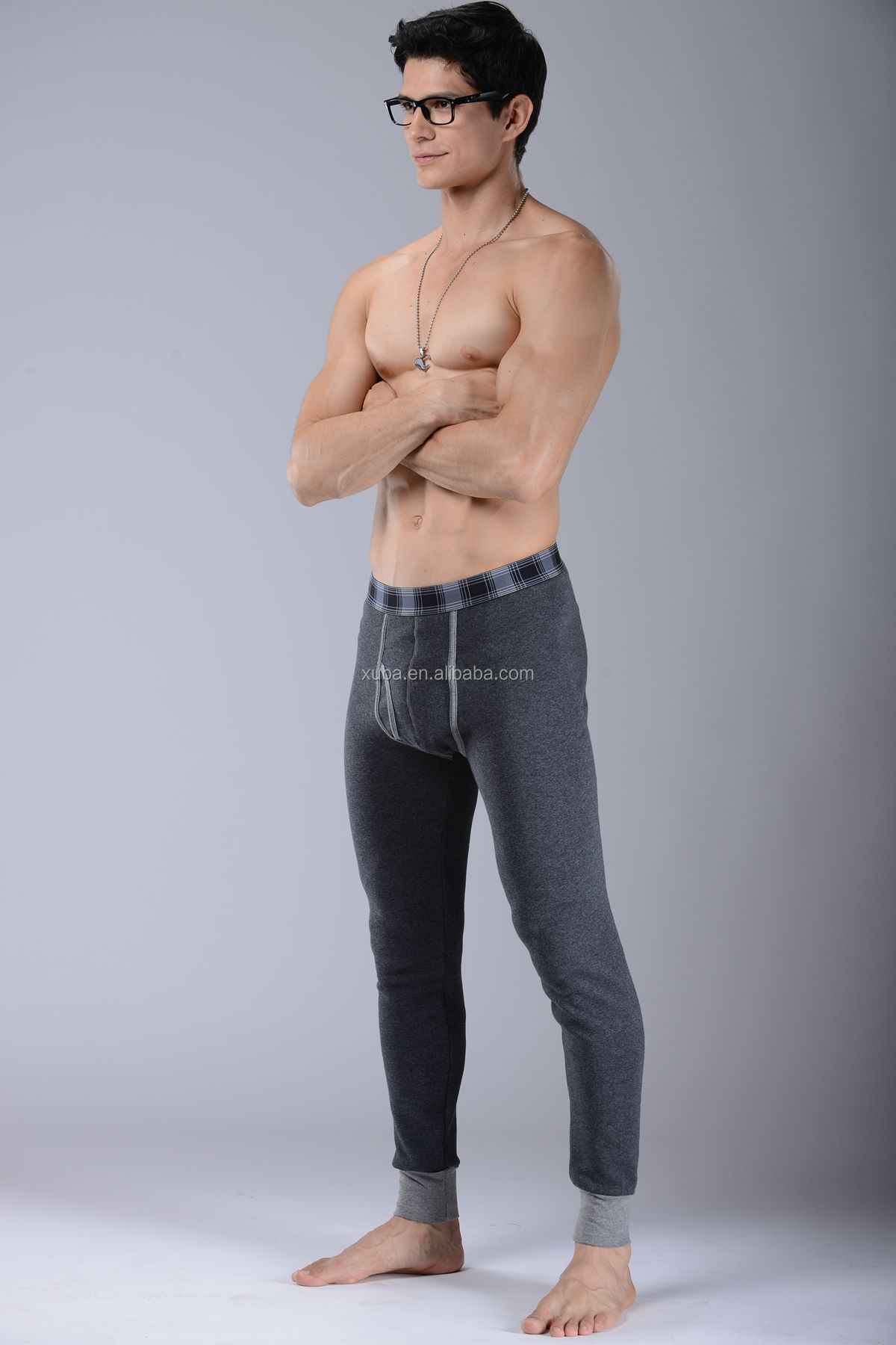 Wholesale 2014 men Merino wool long johns custom thermal underwear ...