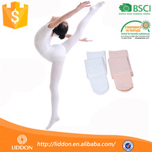 Wholesale Child Fitness White Pantyhose,Design Your Own Kid Girl Dance Ballet Nylon Tube Pantyhose Tights