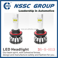 NSSC cree led motorcycle headlight CREE XHP50 chip