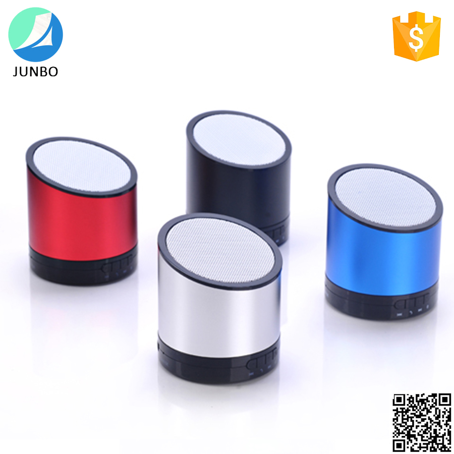 Junbo Hot Sales outdoor Portable bluetooth speaker mini wireless rechargeable speaker N6