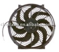 Radiator Fan/Auto Cooling Fan/Condenser Fan/Fan Motor For UNIVERSAL TYPE 14""