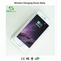 (A61) Portable Qi Wireless Mobile Cell Phone Charger Power Bank Alibaba Best Sellers With Cheap Prices