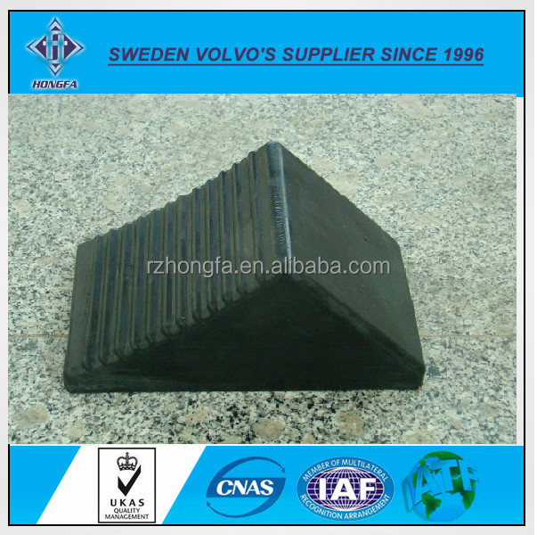 ISO 9001 Rubber Parking Block for Sale