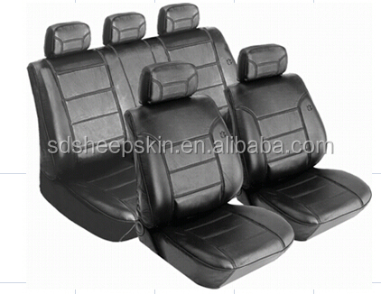 Fashion Leather Car Seat Covers Design