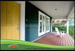 Colorful Vinyl Siding