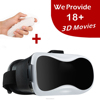 2016 New design VR BOX Virtual Reality Glasses 3D Glasses with remote Pokemon go logo printing