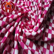 Super Soft 100% Polyester Velvet Printed Chinese Imports Wholesale Breathable Soft Fabric