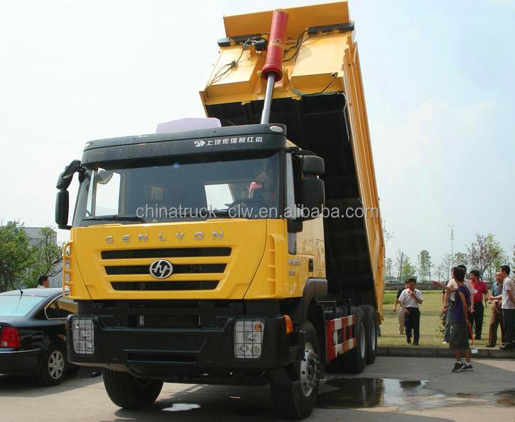 genlyon dumper truck for sale