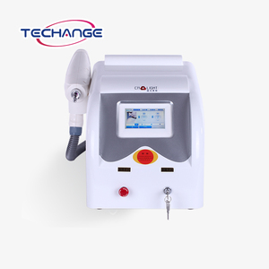 Unwanted tattoo removal Q switch nd yag laser carbon laser peel machine