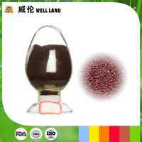 Food additives optional color value 10-100E red yeast rice pigment
