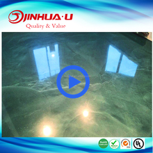 Oil Based Dustproof Chemical Resistance Epoxy Resin 3D floor Paint