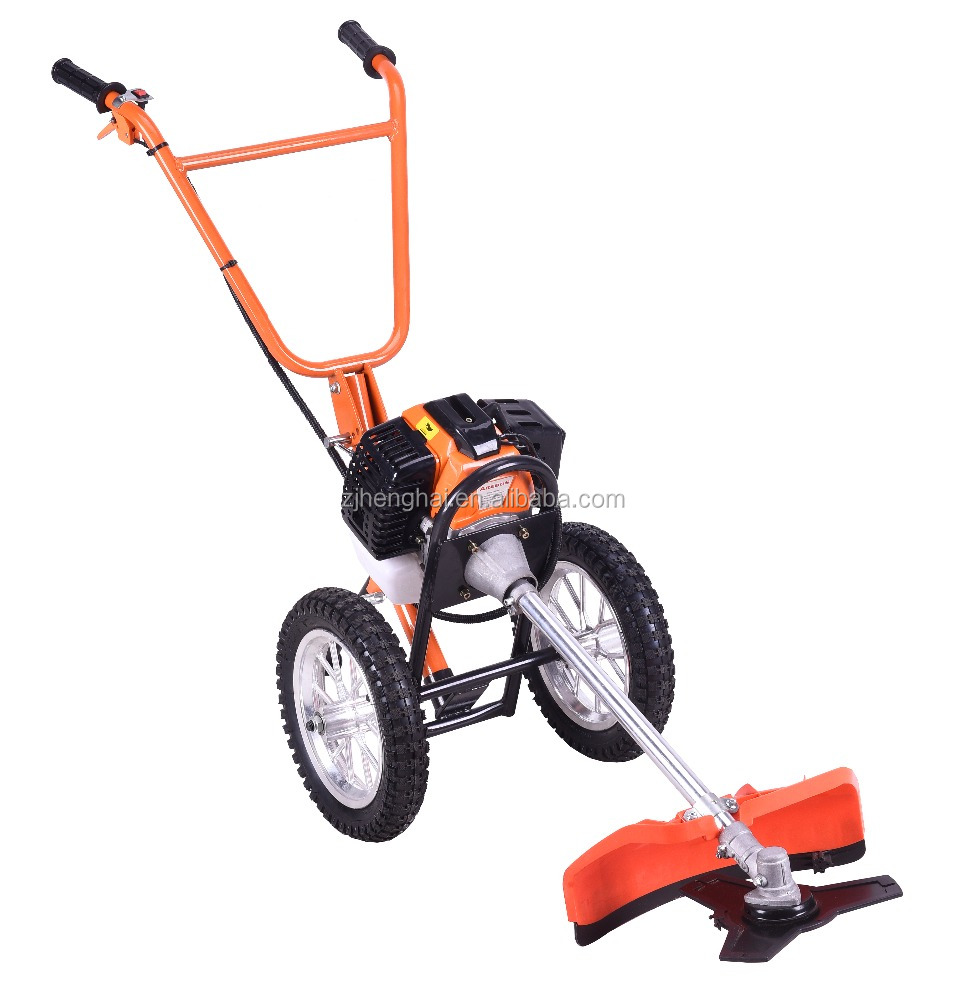 2 stroke new design wheel brush cutter with CE certificate