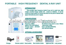 Portable dental x-ray machine with CE Approval
