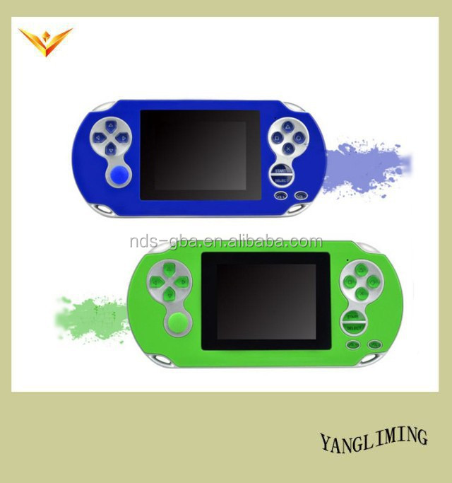 32 bit portable multimedia player mp5 games music/movie/10000 games build-in name brand mp4 players