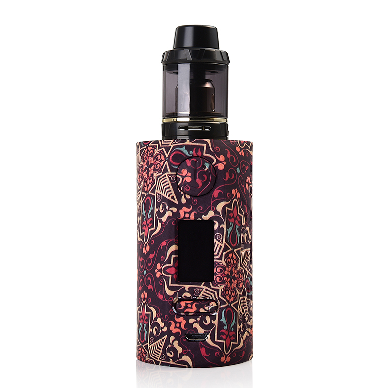 New arrival Fashion E cig 510 thread Puma 200W TC vape starter kit e cigarette box mod