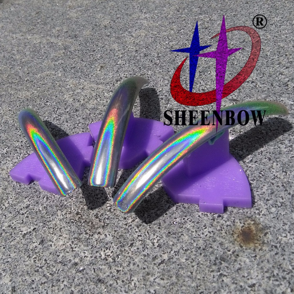 Sheenbow super fine 15microns Laser Mirror Unicorn Holographic SL0615
