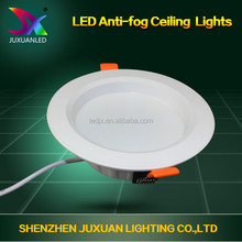 Ultra slim round led ceiling light recessed fixture mounted light fittings