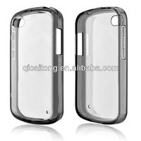 double cellphone cases for Q10 with TPU+PC case