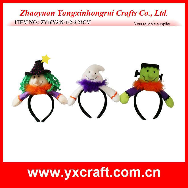 halloween headband (ZY16Y249-1-2-3 24CM) wholesale halloween halloween bat headband