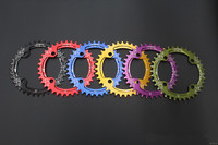 bicycle parts factory bike crankset for shimano deore narrow width chainring