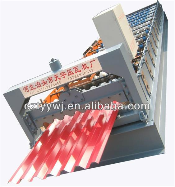 tiles machinerys xps foam board sandwich panel sheet forming machine