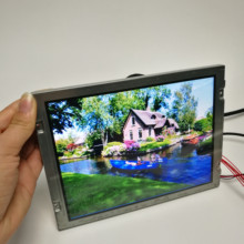 "Original factory Newest 8"" TFT LCD open frame display resolution 800X600 HDMI VGA input touchscreen monitor with price"